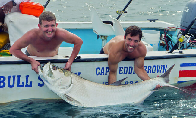 Fishing vacation packages costa rica holy costa rica for Costa rica fishing vacations