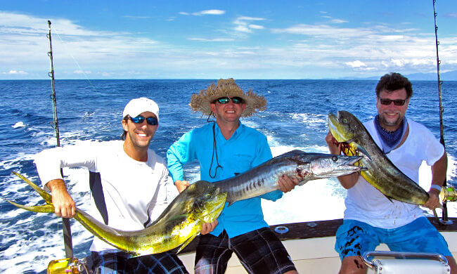 Fishing vacation packages costa rica holy costa rica for Costa rica fishing packages