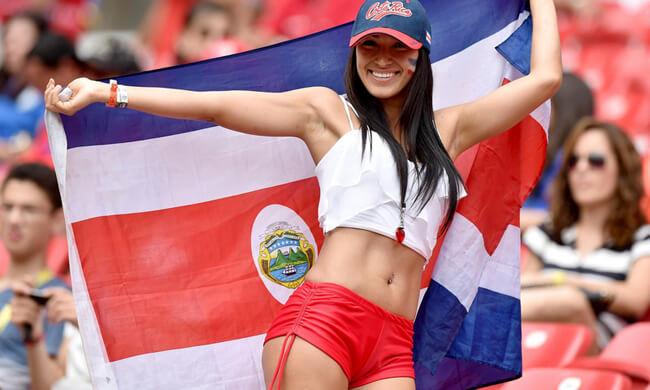 Costa Rica's 2014 World Cup Dream!