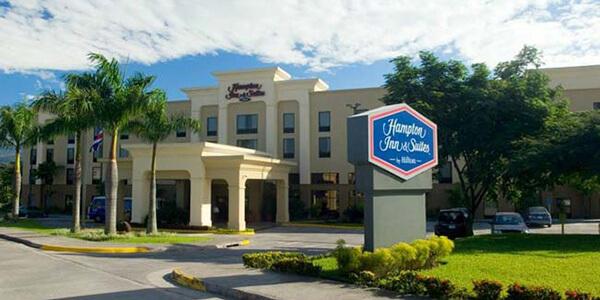 The Hampton Inn