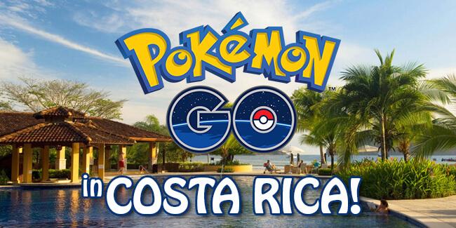 PokemonGO Costa Rica Adventure