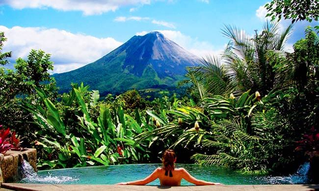 Romantic resorts honeymoon vacation package to costa rica for Costa rica honeymoon package