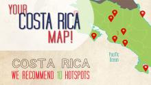Costa Rica Top Destinations