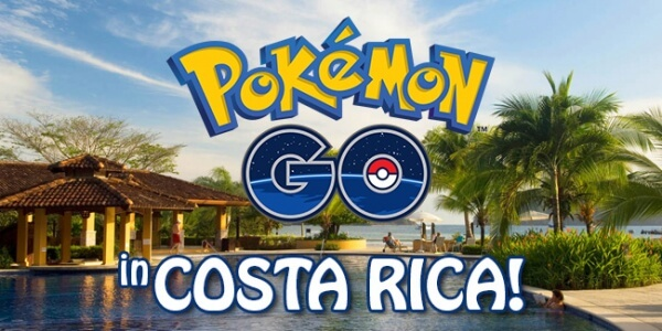 PokemonGO Costa Rica Adventure
