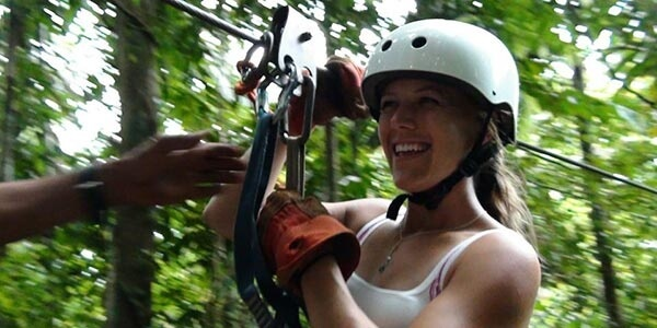 Caribbean Canopy Tour