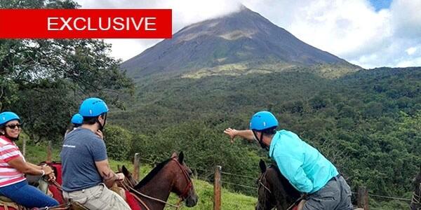 Volcano Horseback Adventure