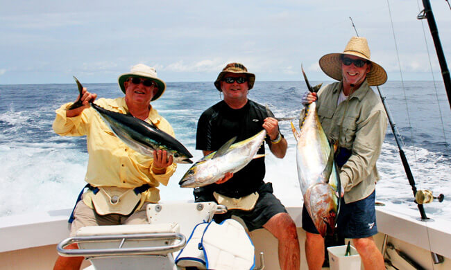 Tamarindo sportfishing tour in guanacaste costa rica for Tamarindo costa rica fishing