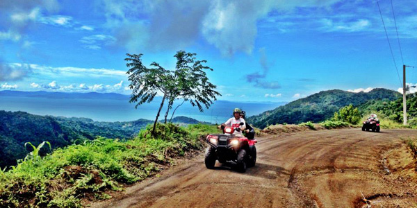 ATV Jungle & River Tour – Jaco