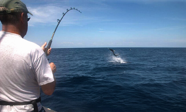 Coast to coast fishing costa rica from pacific to caribbean for Fishing vacation packages