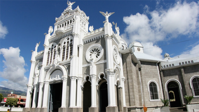 Guide To Costa Rica Cities Amp Towns Cartago