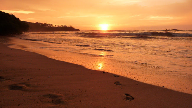 Tamarindo Costa Rica Colorful Beach Destination With Great Surfing