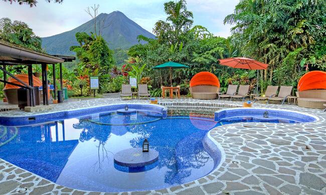 Arenal Nayara Hotel Gardens
