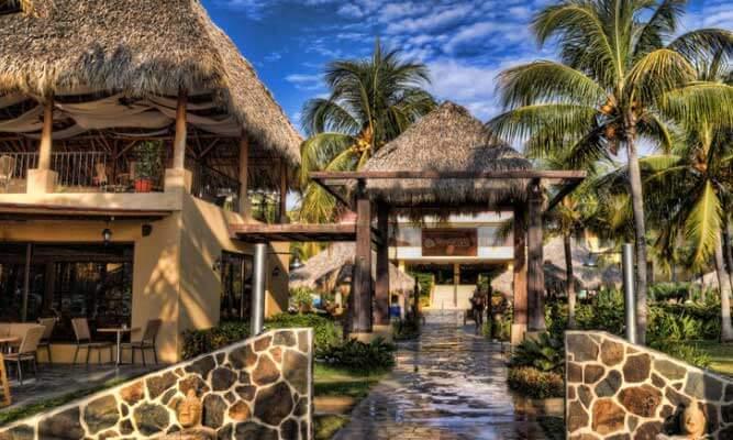 Costa Rica Beach Resorts Flamingo Beach Resort In Guanacaste