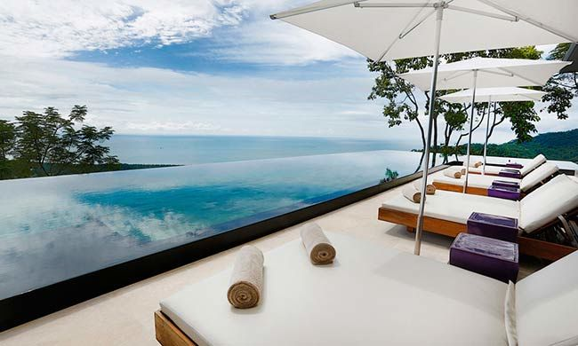 Costa rica luxury escape long weekend vacation for Pool design costa rica