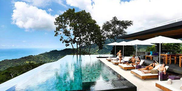 Costa rica luxury vacation packages for Luxury vacation costa rica