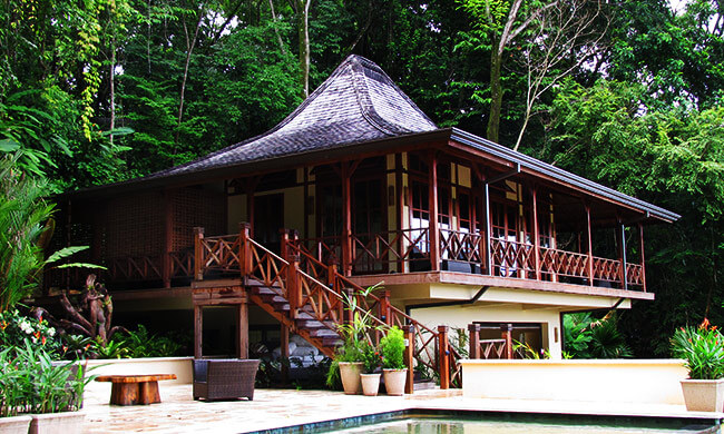 Water cottage costa rica vacations for Costa rica vacations rentals