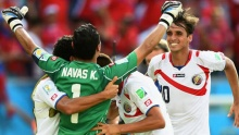 Costa Rica's 2014 World Cup Dream!