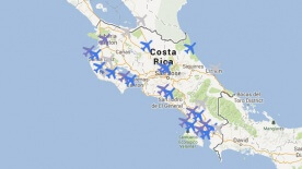 International & Regional Airports Map
