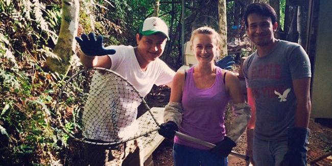 Rainforest Volunteer Day