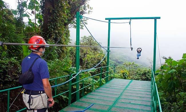 & Costa Rica Tours - Sky Trek Monteverde