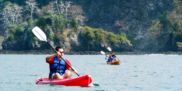 Snorkel and Coastal Kayak