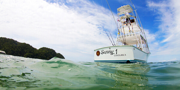 Stay in Costa Rica Sportsfishing